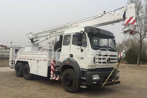 LHM5251TCS型测试井架车 -北奔重卡 (国五)