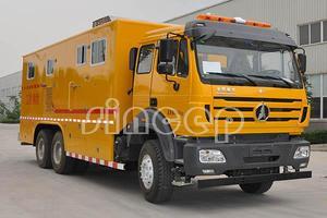 LHM5201XXH型救险车-北奔重卡(国五)