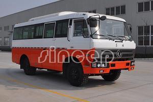 LHM5073TSJ型试井车-整车EQ6672ZTV(国五)