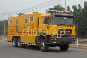 LHM5251TQX型抢险车-青年曼6*6