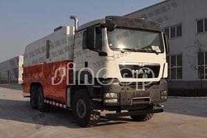 LHM5252TCJ90测井车-德国曼6*6(国五)